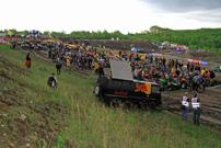 Baboons: Der Endurance Day pausiert 2014, weil kaum noch ein Gelände für eine Veranstaltung in dieser Größenordnung zu finden ist