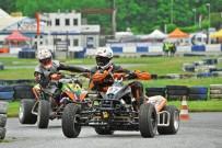 Austrian SuperMoto Quad Cup 2013, 1. Lauf in Greinbach: Istvan Regi