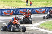 ADAC DMV Quad Challenge 2013, 1. Lauf in Homberg (Ohm): Heinz Brandt, Klasse 1
