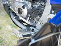 Yamaha YFZ 450R, Modell 2014: Anti Hopping Kupplung