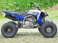 Yamaha YFZ 450R, Modell 2014: stärkerer Motor
