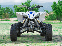 Yamaha YFZ 450R, Modell 2014: neues Fahrwerk