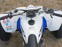 Yamaha YFZ 450R, Modell 2014: neue Verkleidung