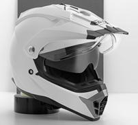 Büse ATV- und Quad-Bekleidung 2013: Enduro Helm ROCC 770