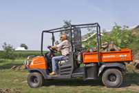 Kubota Side-by-Side RTV 1140, Modell 2013
