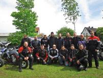 Raptor Community: ein kurzer Aufruf im Forum, und schon folgten 20 Raptoren-Treiber der Einladung des Porsche Club Schwalm-Eder