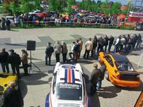 Porsche-Treffen in Frankenau 2013: Motorsport im Mittelpunkt