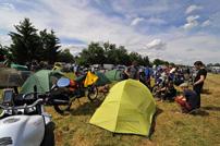 10. Touratech Travel-Event vom 14. bis 16. Juni 2013 in Niedereschach: 'Familientreffen' der Fernreisenden