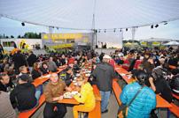 10. Touratech Travel-Event vom 14. bis 16. Juni 2013 in Niedereschach: Präsentationen und Probefahrten