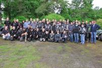 Quadclub Oste Hamme: Oste-Hamme Treffen 2013 mit rund 50 Teilnehmern