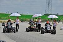 Austrian SuperMoto Quad Cup 2013, 2. Lauf in Himberg: Start 1. Rennen