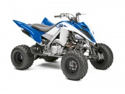 Raptor Decors 2014: Yamaha YFM700R in Racing Blue