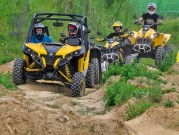 Can-Am Experience-Tour 2013: letzte Station am 6. und 7. Juli in Warching
