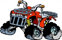 Abwrackprämie für ATVs und Quads: 4x4 and More bietet 444,44 Euro für den alten Hobel