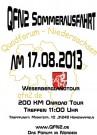 Quadforum Niedersachsen QFN2: Sommer-Ausfahrt Weserbergland-Tour 2013