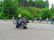 Treffen am Biggesee 2013: Stunt-Show vom Jump n Ride Team