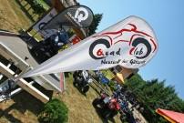 9. Süd-Burgenland Treffen 2013 des Quadclub Neusiedl am 3. August bei der Uhudler-Schenke Pethö in Zahling