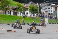 4. Lauf der Austrian SuperMoto Quad Masters 2013 in Ischgl: Julian Haase