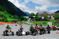 4. Lauf der Austrian SuperMoto Quad Masters 2013 in Ischgl: Präsentation Einsteiger