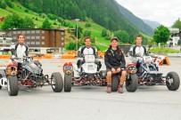 4. Lauf der Austrian SuperMoto Quad Masters 2013 in Ischgl: Team Motorfun, Platz 2, 4 und 5 im A-Finale