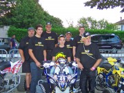 Pont de Vaux 2013: Team Willmann Racing
