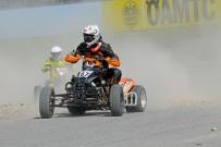 Austrian SuperMoto Quad Masters 2013, Finale in Melk: Besuch aus Ungarn – Istvan Regi vor Janos Popik