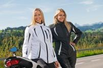 iXS Quad Jacken 2014: die sportliche moderne Damenjacke Rabea macht auch neben dem Fahrzeug eine gute Figur