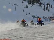 11 Jahre Schnee SpeedWay Cup: In Kühtai können die TeilnehmerInnen am 14. September Quad-Rennsport und Ski-Pistenvergnügen genießen