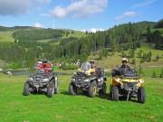 Allrad Horn Herbst Ausfahrt 2013: aktuelle Can-Ams testen in einem der größten Almen-Gebiete in den Alpen