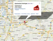 Der Quadhändler im Kraichgau: QCK in Sinsheim; Quelle: Google