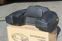 ATV Gepäck Boxen: große Quadix-Box mit komfortablen Armlehnen