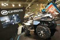 EICMA 2013, CF Moto CForce 500, Modell 2014