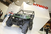 EICMA 2013, Kymco UXV 700 4x4 Turf, Modell 2014