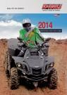 Alle Dinli Modelle 2014: Kinderquads, Quads, ATVs und Zubehör aus Taiwan