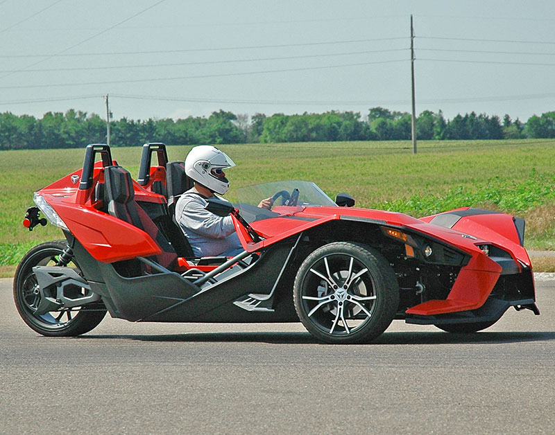 polaris lineup 2015 slingshot atv quad magazin. Black Bedroom Furniture Sets. Home Design Ideas