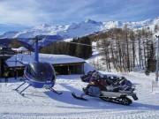 HB Adventure Action Package: bietet Snowmobil-Touren und Heli Skiing auf der Südseite des Splügen-Passes bis Ende April zu erstaunlich günstigen Preisen an