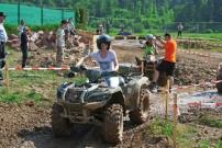 Quadevent Baden 2014: wieder mit Geschicklichkeits-Parcours