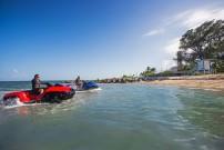 Deutschland-Import für Gibbs Quadski: in sechs Sekunden ist das Amphibienfahrzeug vom Boot zum Quad verwandelt