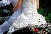Offroad Abenteuer Hottingen 2013: Hochzeits-Trial in voller 'Montur'
