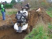 Ostsee Quads: Quad Gebrauchtmarkt 2014 mit Prämierung des schmutzigsten Fahrzeugs