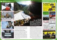 ATV&QUAD Magazin 2014/01-02, Seite 82-83, Szene Österreich; Hydrologe Gert Gasser: An der Quelle