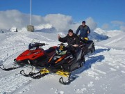HB Adventure Switzerland: bietet Snowmobil-Touren und Heli Skiing auf der Südseite des Splügen-Passes bis Ende April zu erstaunlich günstigen Preisen an