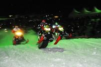 SnowSpeedHill Race 2014: Auch in diesem Jahr wird es wieder eine Wertungsklasse für Snowmobile geben; Bild: Harald Ecker