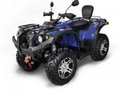 Hisun Import Deutschland und Österreich: ATV 500 EFI EPS 4x4 für 5.999 Euro