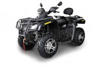 Hisun Import Deutschland und Österreich: ATV 800 V2 EFI EPS 4x4 für 9.799 Euro