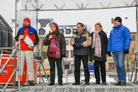 Quad Trophy Seelitz 2014: Eröffnung durch Kerstin Arndt als Oberbürgermeisterin der Stadt Rochlitz, Renate Naumann als Bürgermeisterin von Wechselburg, Ronny Hofmann als Bürgermeister von Lunzenau und Manfred Graetz als stellvertretendem Landrat des Landkreises Mittelsachsen