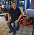 E.-ATV Vertrieb: Michael Weber hat den Generalvertrieb und die Ersatzteilversorgung für die Sportquads von E.-ATV übernommen