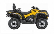 Jet-Action: Can-Am Outlander 'MAX 800 XT Special' für 12.990 Euro
