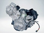 Access Motor: 49 PS starkes Einzylinder-Triebwerk mit 686 Kubik aus eigener Motorenschmiede