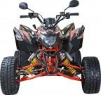 Aeon Cobra 400 SuperMoto LE, Modell 2014: selbstbewusster, sportlicher Auftritt